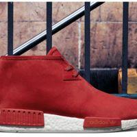 Zapatilla NMD_C1: la Chukka roja de Adidas Originals