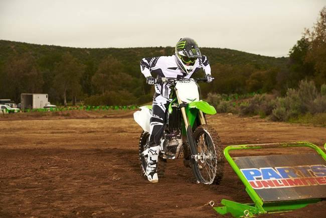 Kawasaki KX450F 2013