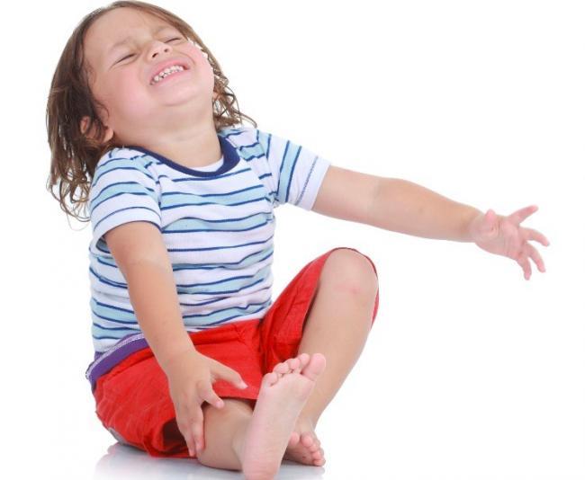 Image result for niños con calambres