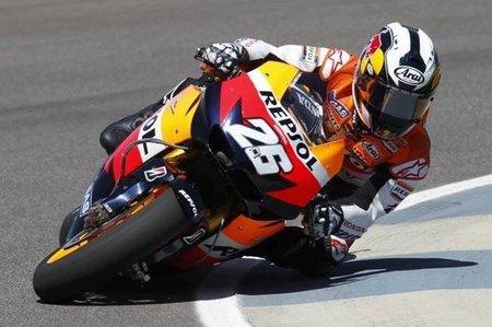 MotoGP Indianápolis 2010: y Dani Pedrosa puso la directa de nuevo