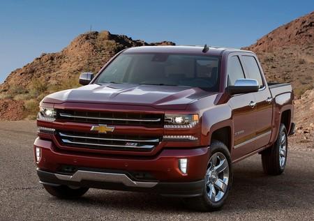 Chevrolet Silverado 2016 1280 03