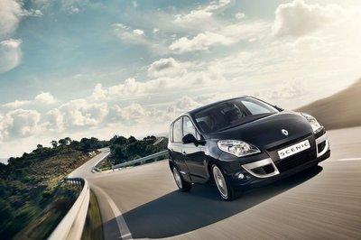 Doble embrague para el Renault Scénic