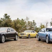 Nuevo Bentley Mulsanne, el más exclusivo modelo inglés nos presume su nueva apariencia