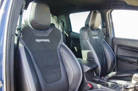 Ford Ranger Raptor 2020 Prueba 029