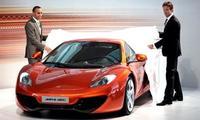 McLaren Automotive Ltd., nueva compañía y presentación del MP4-12C
