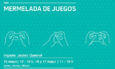 """Regresa la """"Mermelada de Juegos"""" a la Ciudad de México"""