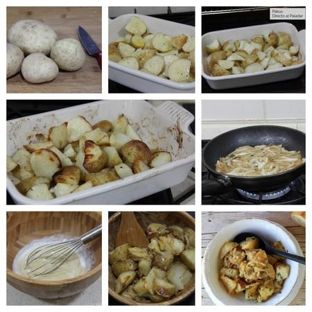 Ensalada De Patatas Collage Pakus