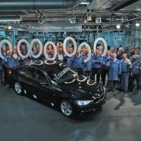 Hoy se ha fabricado la unidad diez millones del BMW Serie 3 berlina