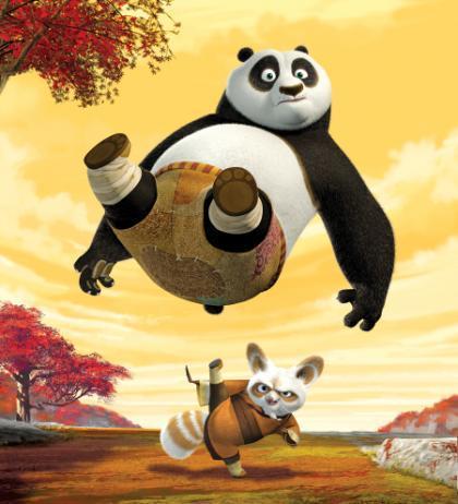 """Kung Fu Panda"", próximo estreno que promete"