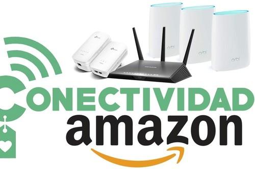 7 ofertas de Amazon para mejorar tu WiFi: routers, sistemas Mesh y repetidores de ASUS, Netgear o TP-Link