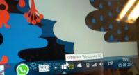 Cómo ocultar (para siempre) el icono de actualización a Windows 10 de la barra de tareas