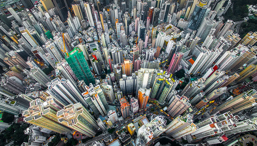 Drone Photography Hong Kong Density Andy Yeung 3