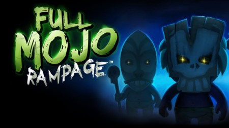Full Mojo Rampage, de los españoles Over the Top Games, saldrá a la venta  para consolas a final de mes