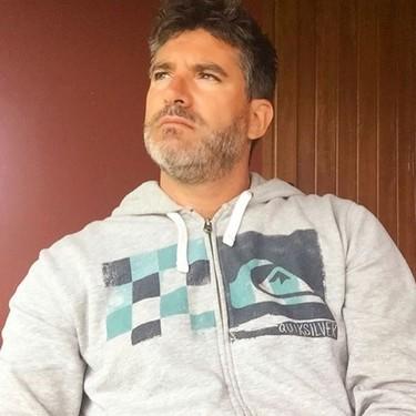 Toño Sanchís, de 'miranda' en sus primeras vacaciones como deshauciado por 'La Princesa del Pueblo'