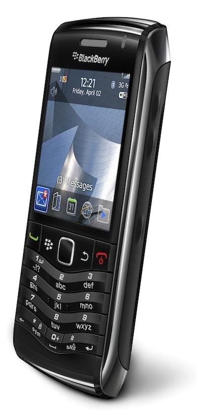 Foto de BlackBerry Pearl 3G en imágenes (3/5)