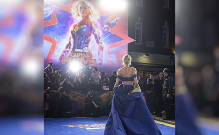 La espalda tonificada de Brie Larson en Capitana Marvel: estos son los ejercicios que te ayudan a conseguirla