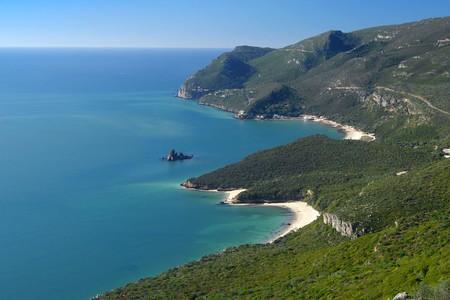 Praia Dos Galapinhos Arrabida Natural Park