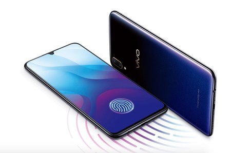 Vivo V11: un gama media con panel SuperAMOLED, 'notch' reducido y lector de huellas integrado en la pantalla