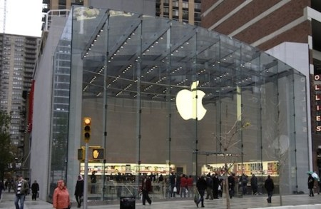 Fotos de la nueva Apple Store de Broadway con la 67