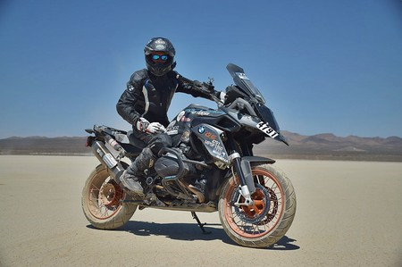 Bmw R 1200 Gs Hunter Sills Racing