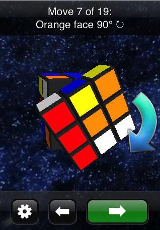 Resuelve tu Cubo Rubik con el iPhone
