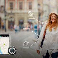 Vodafone lanza un localizador inteligente para personas, mascotas y objetos por una cuota de 2 euros al mes
