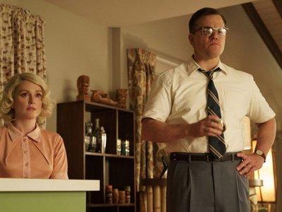 La 'Fargo' de George Clooney: primeras imágenes de 'Suburbicon', su sexto film como director