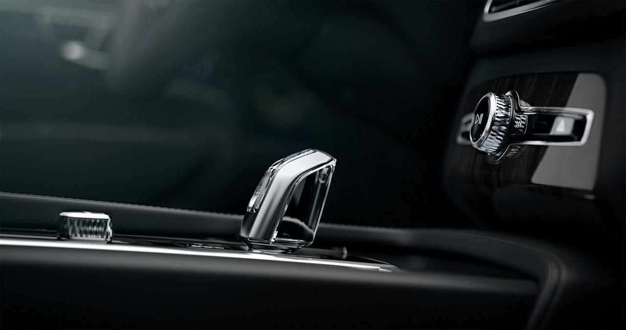Foto de Volvo XC90, interior (15/39)
