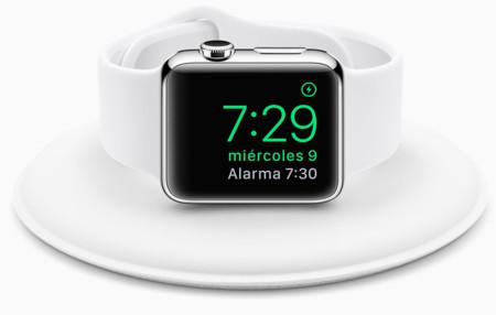 Base Dock de carga magnética para el Apple Watch, ya disponible en las tiendas de la manzana