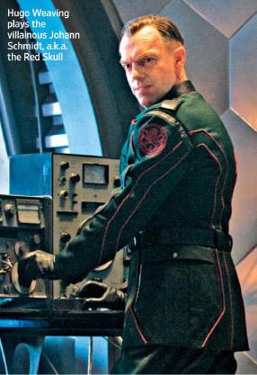 Foto de 'Captain America: The First Avenger', nuevas imágenes (5/7)