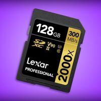 Productos Lexar con descuento en Amazon México: memorias USB, SSD externo y tarjetas SD compatibles con video 4K para profesionales