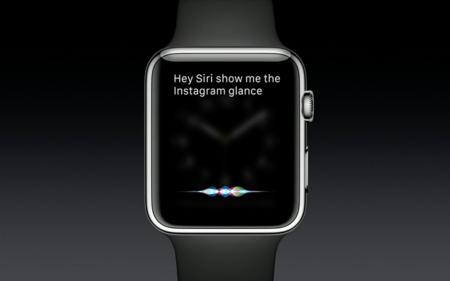 Siri Glances