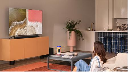 La Samsung QE43Q60T es un chollo en eBay: una modernísima smart TV QLED 4K de 43 pulgadas rebajadísima a 474 euros