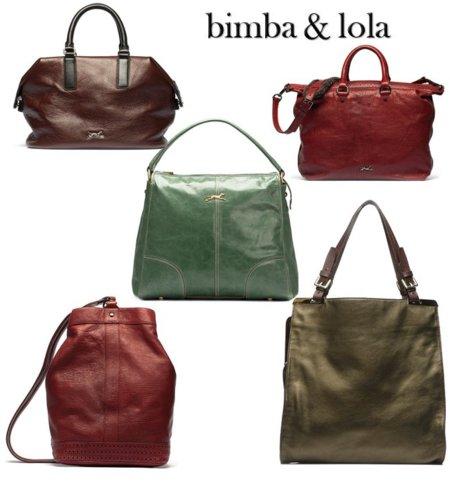 Bimba y Lola bolsos