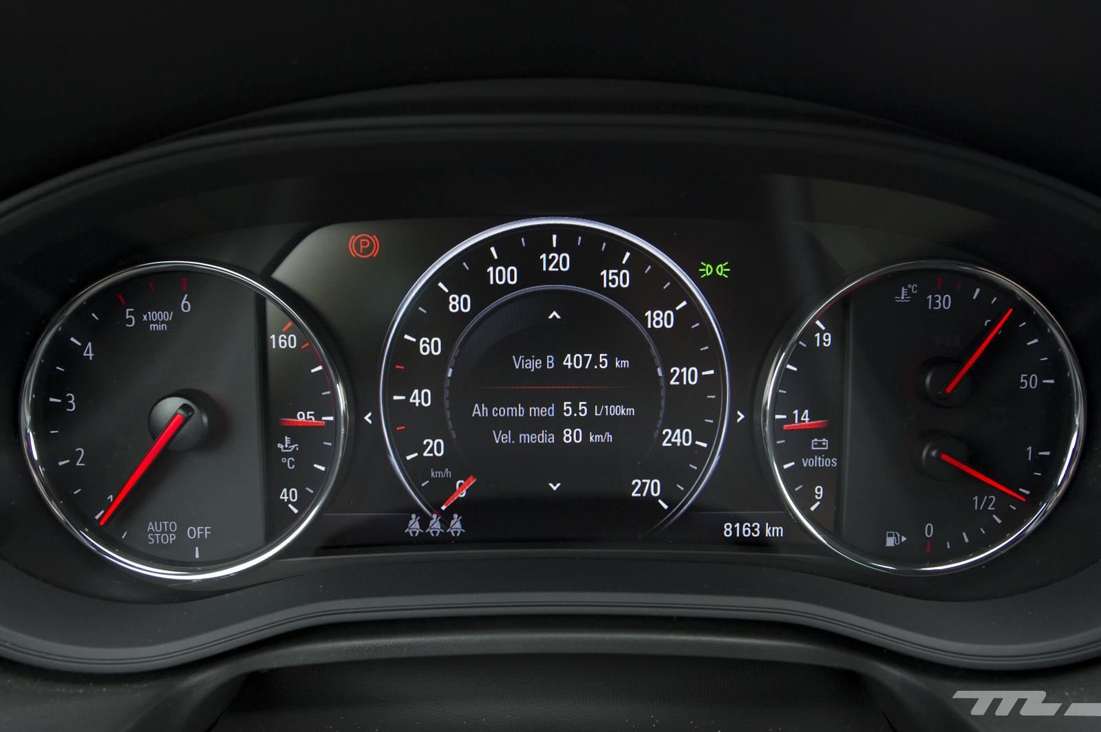 Foto de Opel Insignia Grand Sport, prueba (20/27)