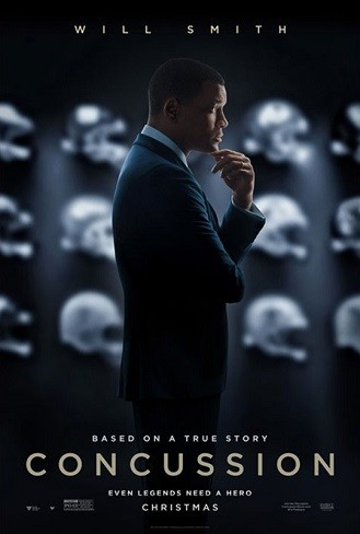'Concussion', tráiler y cartel del drama médico con Will Smith