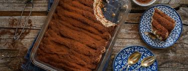 Tiramisú, panna cotta, cannolis... Nueve postres y dulces italianos fáciles que siempre salen bien