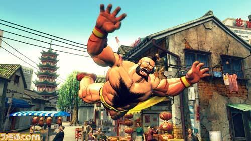 Foto de Street Fighter IV - Famitsu 08012008 (38/45)
