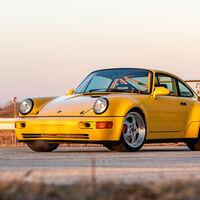 Uno de los míticos 51 Porsche 911 Carrera RSR 3.8 que vieron la luz sale a subasta y podría rondar los 700.000 euros