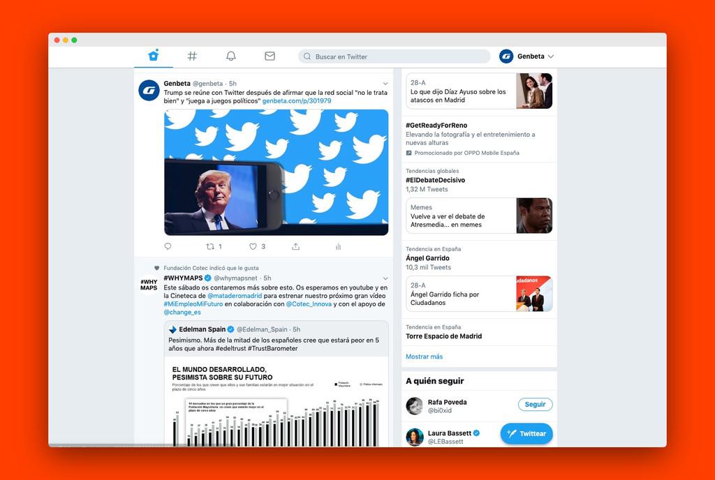 Twitter retrasa el plan para eliminar cuentas inactivas hasta ver cómo conmemorar las cuentas de fallecidos