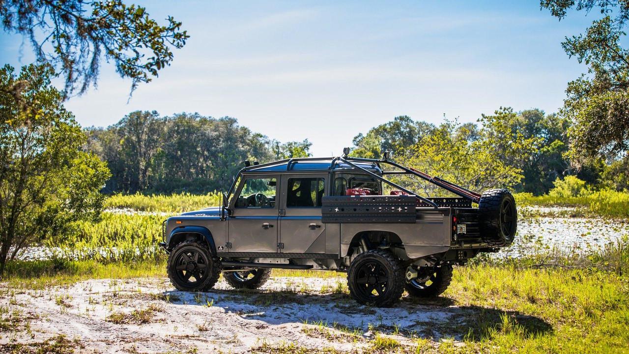 Foto de Project Viper Land Rover Defender (8/47)