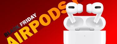 Black Friday 2020: los AirPods Pro están baratísimos en eBay desde España con esta oferta que los rebaja a 188 euros