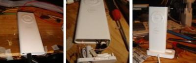 Ha nacido un monstruo: el Apple Shuffle Remote