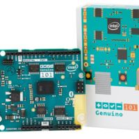 Los Arduino 101 dan la bienvenida a Intel Curie, los diminutos SoC orientados a makers