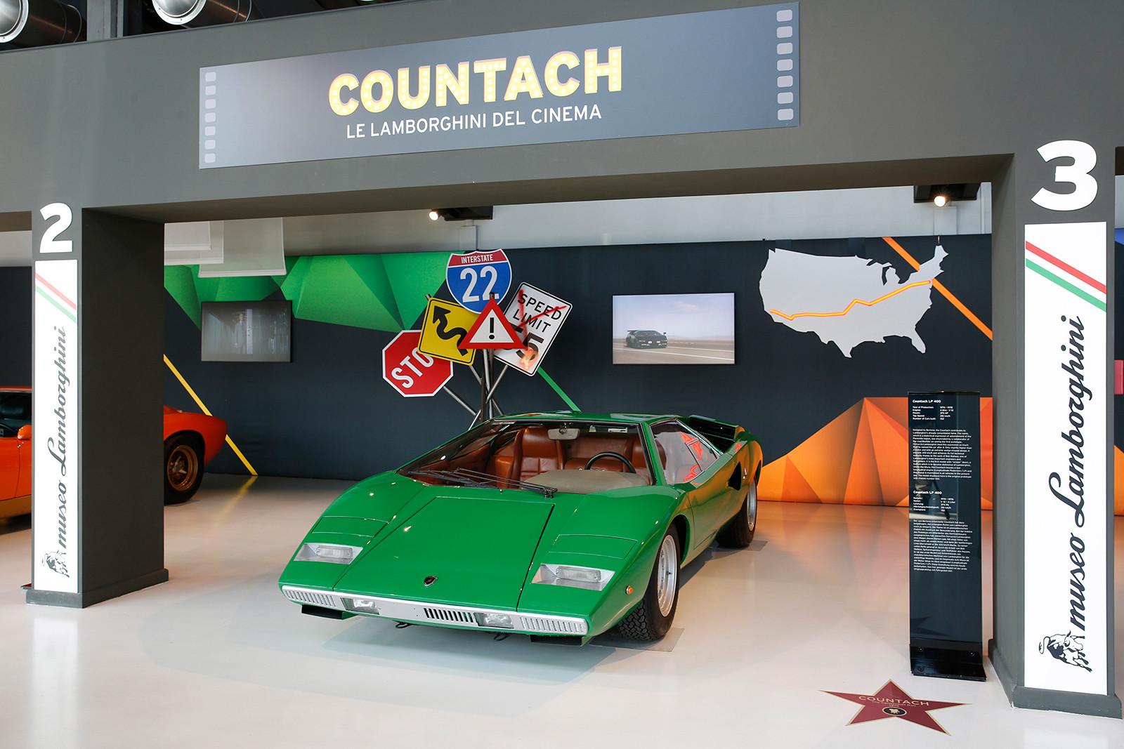 Foto de Emociones de película: Lamborghini y el mundo del cine: la exposición (14/15)