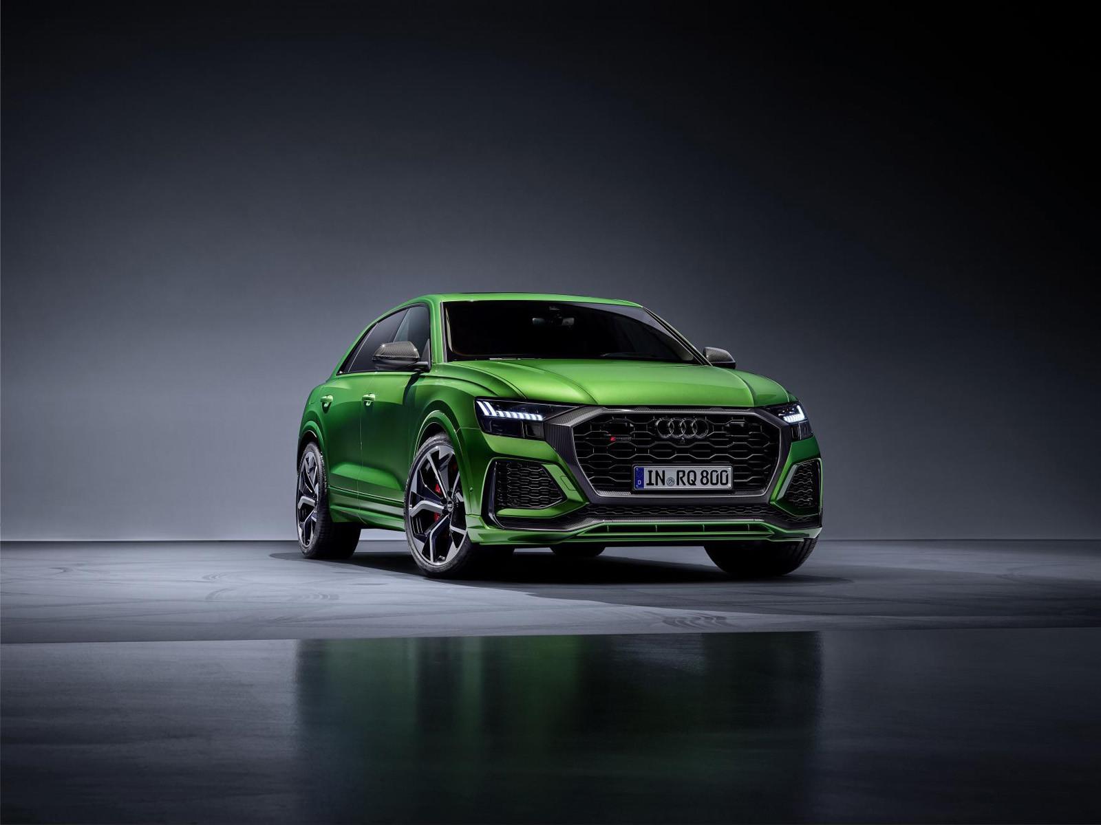 Foto de Audi RS Q8 2020 (14/47)