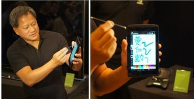 DirectStylus, la tecnología para lápices táctiles de Nvidia vista en Computex 2013