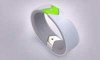 Amiigo: pulsera que monitoriza nuestra actividad diaria y más