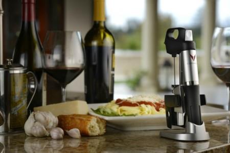 Coravin, el sistema que permite servir un vino sin descorcharlo