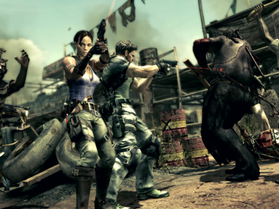 Resident Evil 5 llega a Android en exclusiva para Nvidia Shield TV